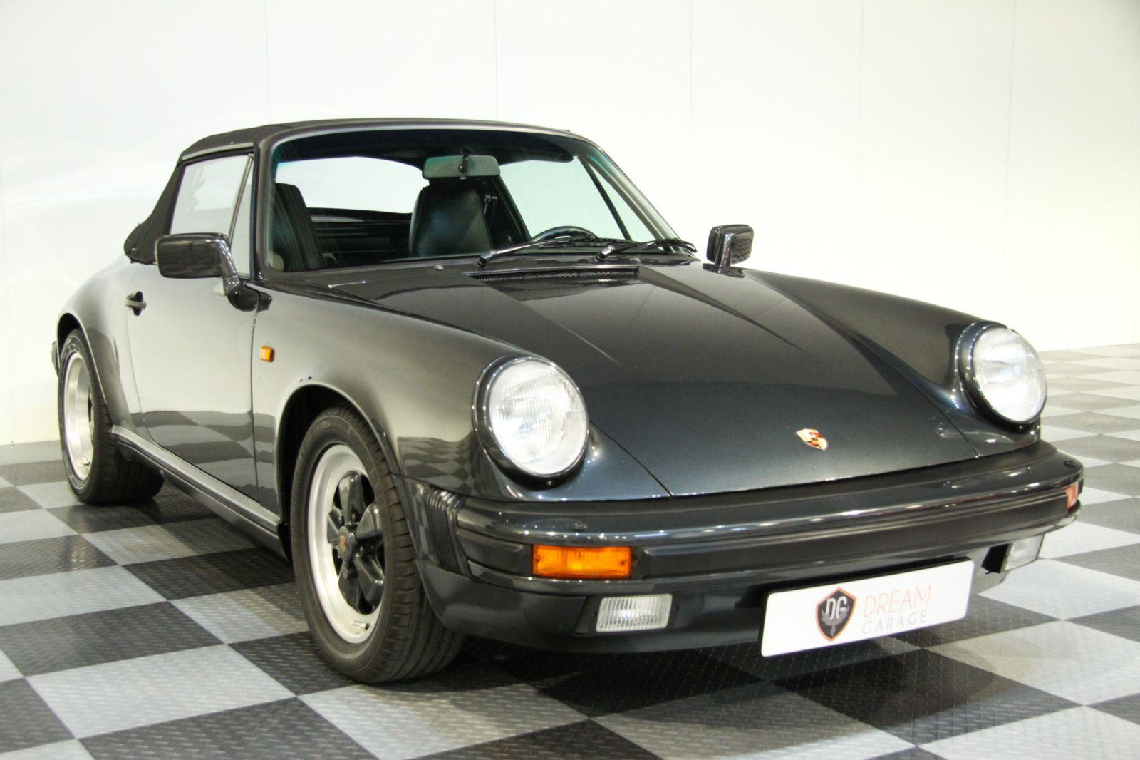 dream garage verkauftporsche porsche 911 carrera cabrio g50. Black Bedroom Furniture Sets. Home Design Ideas