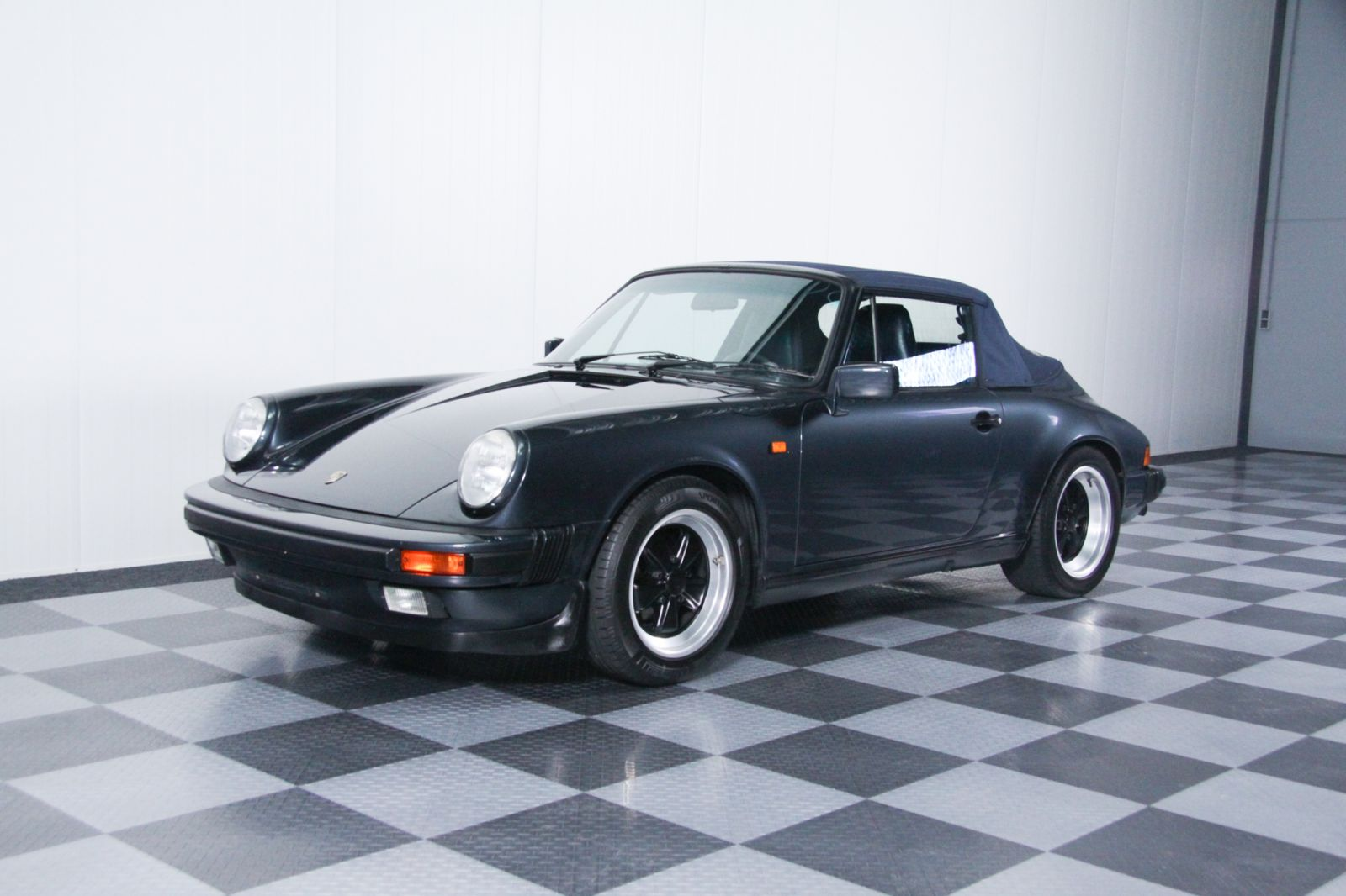 Dream Garage Sold Carsporsche Porsche Carrera