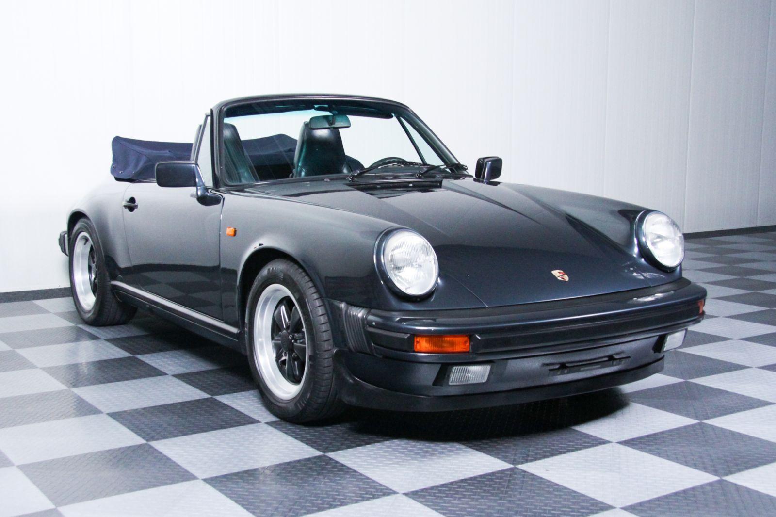 dream garage verkauftporsche porsche 911 3 2 carrera cabriolet. Black Bedroom Furniture Sets. Home Design Ideas