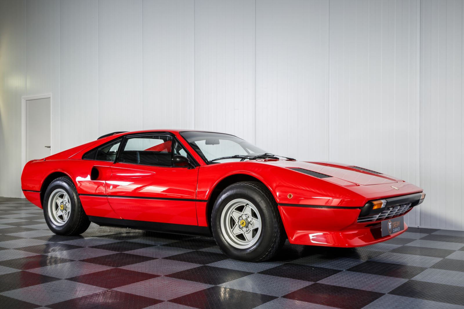 dream garage collectionferrari ferrari 308 gtb carb dry sump. Black Bedroom Furniture Sets. Home Design Ideas