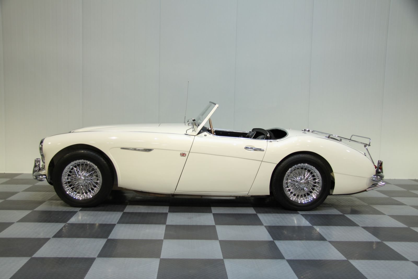 dream garage sold carsaustin healey austin healey 3000 mki bn7. Black Bedroom Furniture Sets. Home Design Ideas