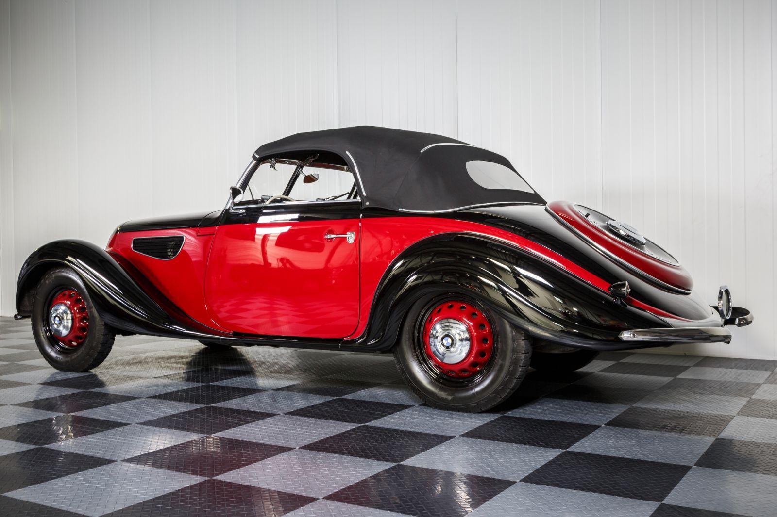 Dream Garage Sold Carsbmw Bmw 327 Sport Convertible