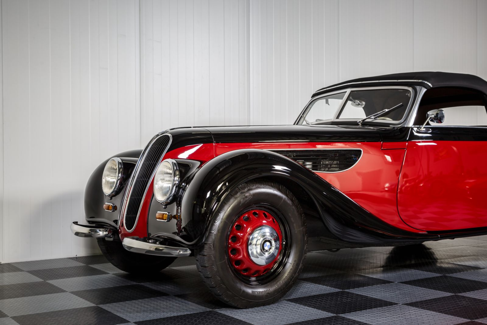 Dream Garage Sold Carsbmw Bmw 327 Sport Convertible
