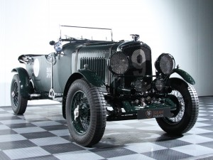 Bentley - Bentley open tourer special