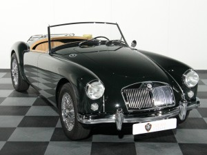 MG - MG MGA Roadster 1500