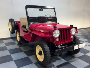 Willys - Jeep Willys CJ3A Farm truck