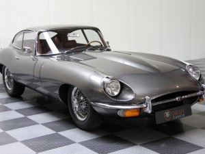 Jaguar - Jaguar E-type coupe 4.2 Series 2 (FHC)