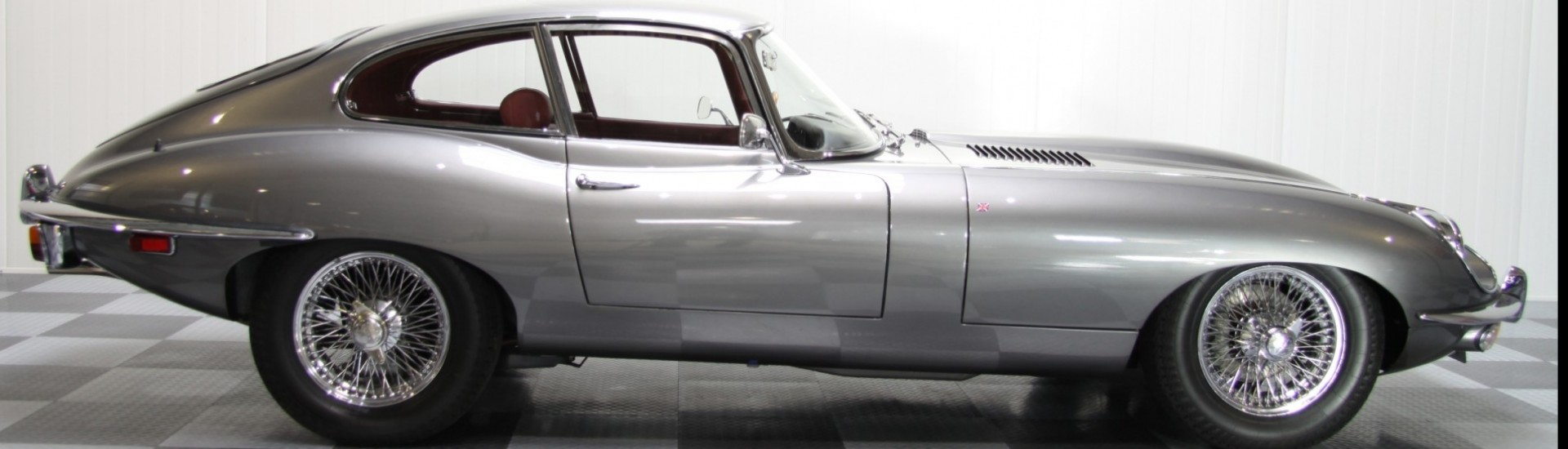 Jaguar Jaguar E Type Coupe 4.2 Series 2 (FHC)