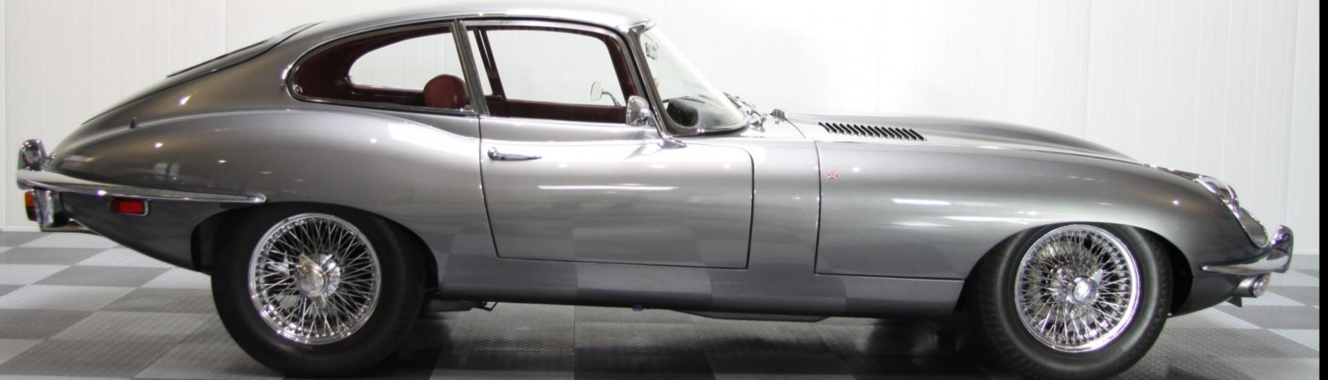 Dream Garage Sold Carsjaguar Jaguar E Type Coupe 4 2