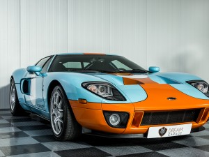 Ford - Ford GT Heritage edition