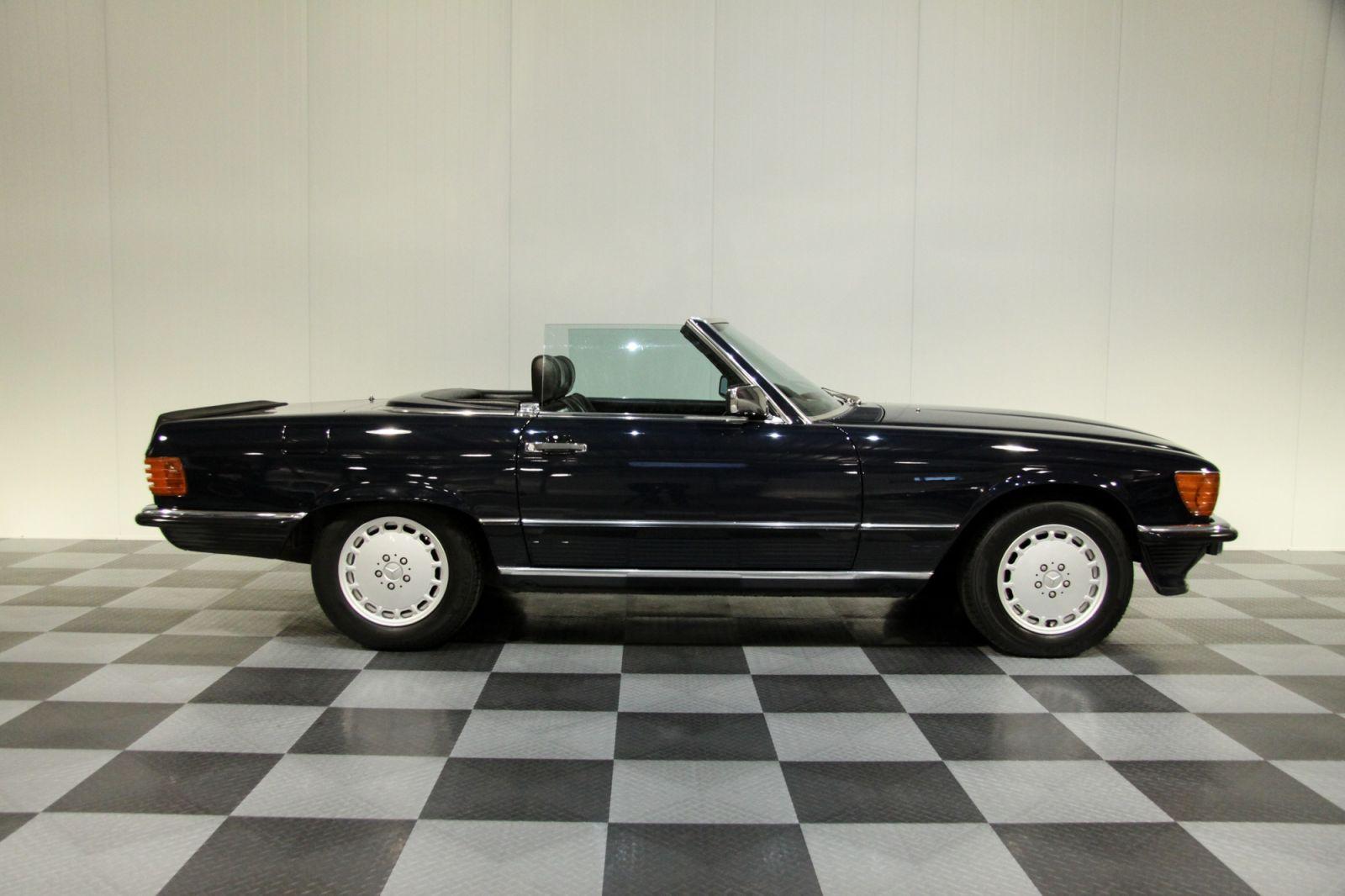 Dream Garage Sold CarsMercedes Mercedes Benz 500 SL