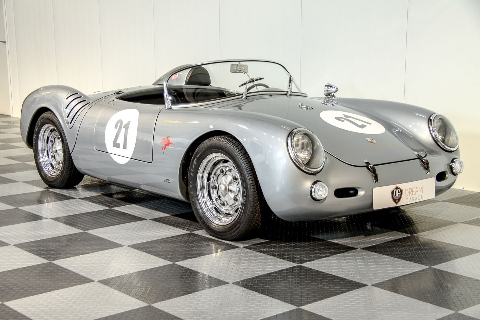 Dream Garage Sold Carsporsche Aci 550 Spyder Replica