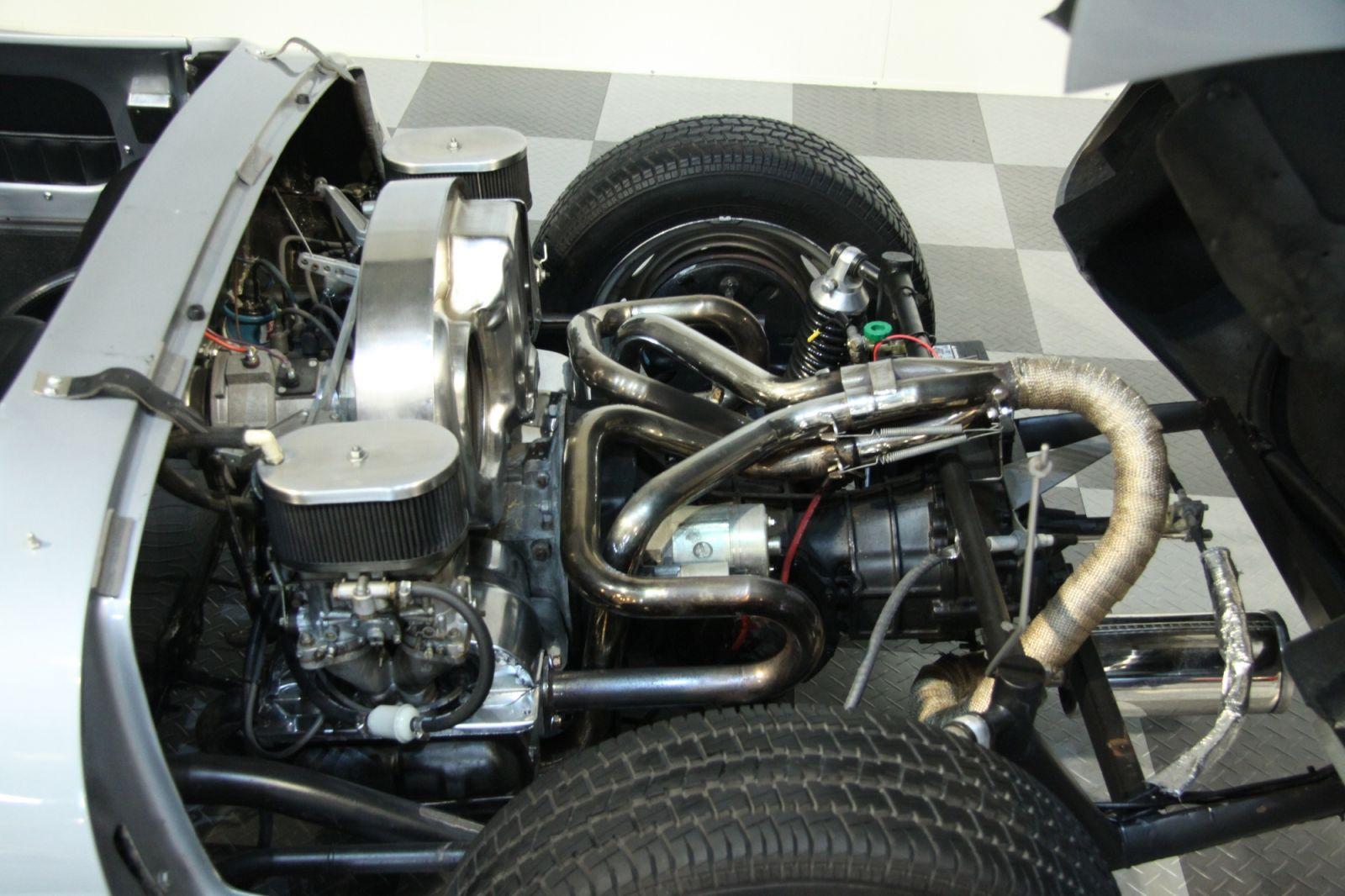 Verkochtporsche Aci 550 Spyder Replica