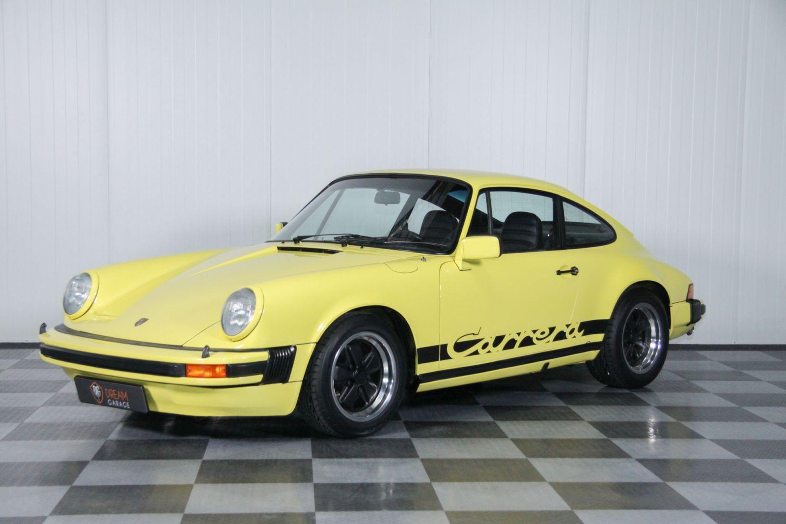 Dream Garage Collectionporsche Porsche 911 Carrera 3 0