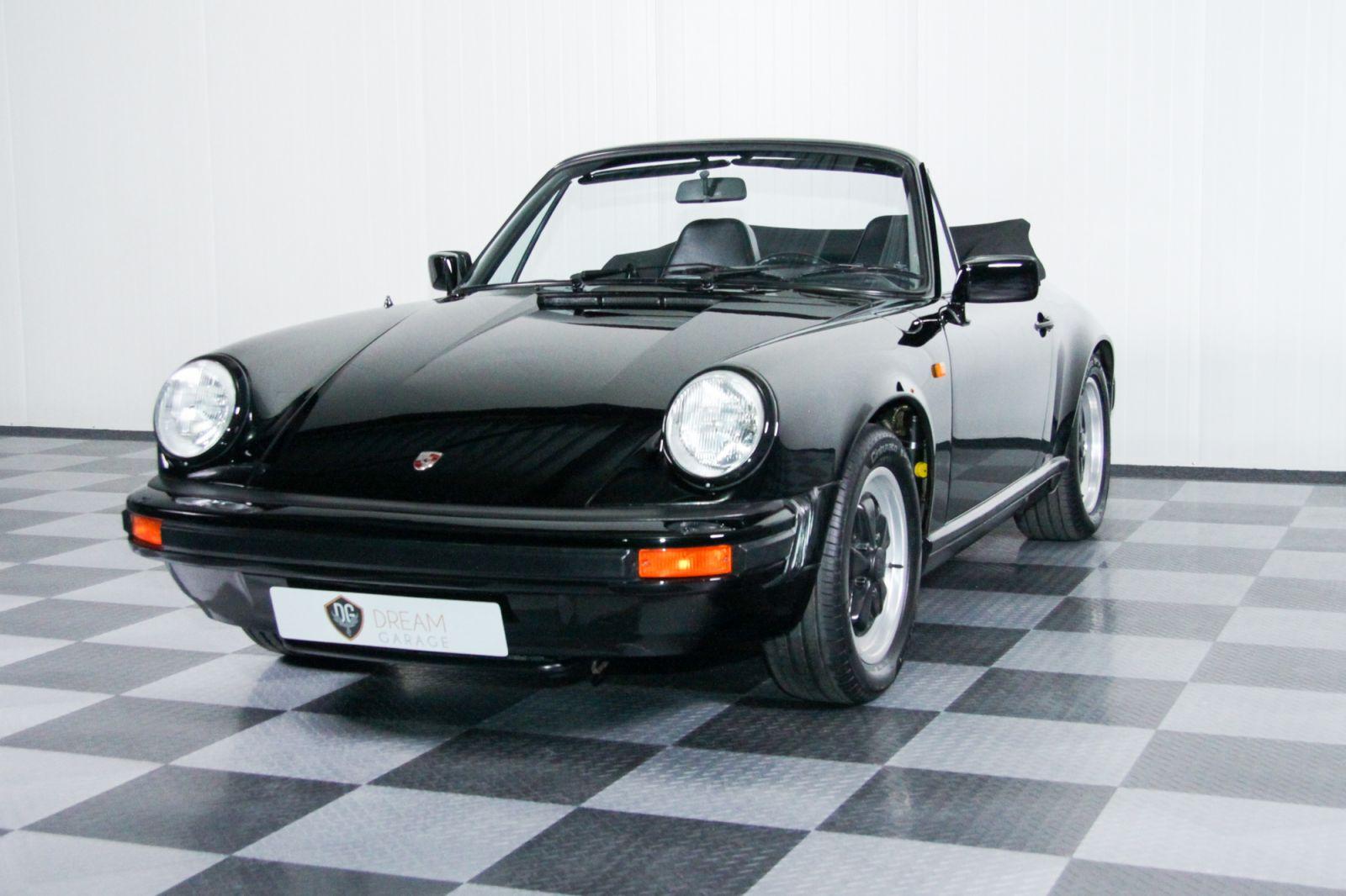 Dream Garage Sold Carsporsche Porsche 911 3 0 Sc Cabriolet