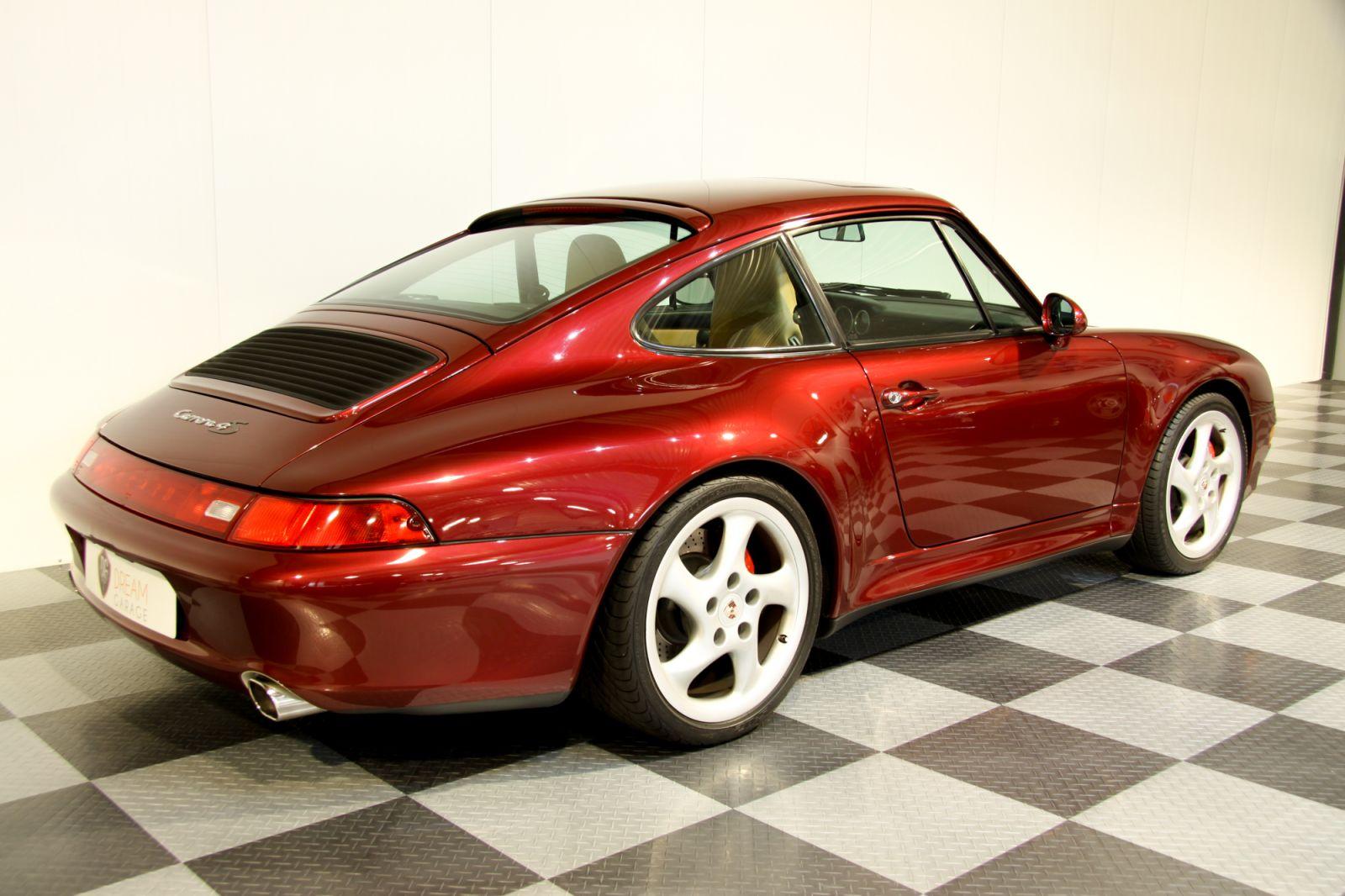 dream garage sold carsporsche porsche 911 993 carrera. Black Bedroom Furniture Sets. Home Design Ideas