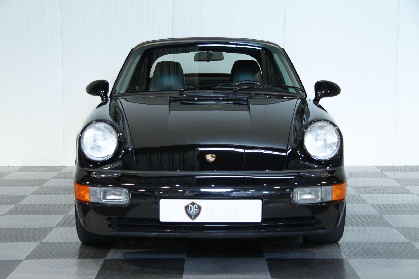 Dream Garage Sold Carsporsche 911 964 Carrera 2 Cabriolet