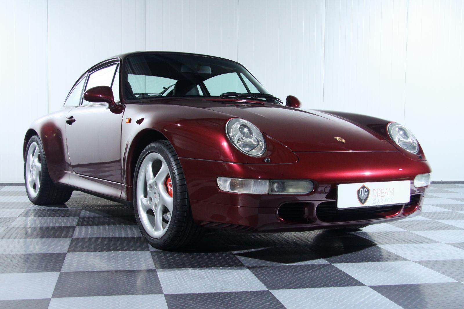 dream garage collectionporsche porsche 911 993 carrera. Black Bedroom Furniture Sets. Home Design Ideas