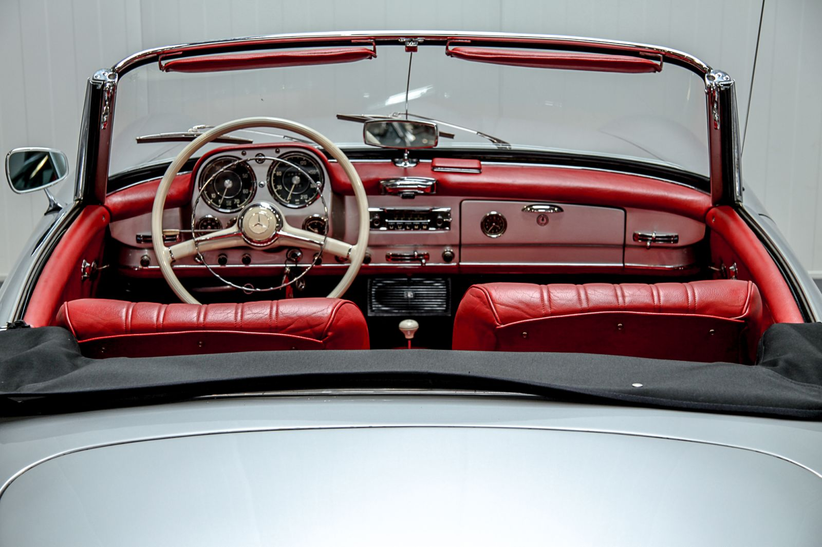 Dream Garage Sold Carsmercedes Mercedes 190 Sl