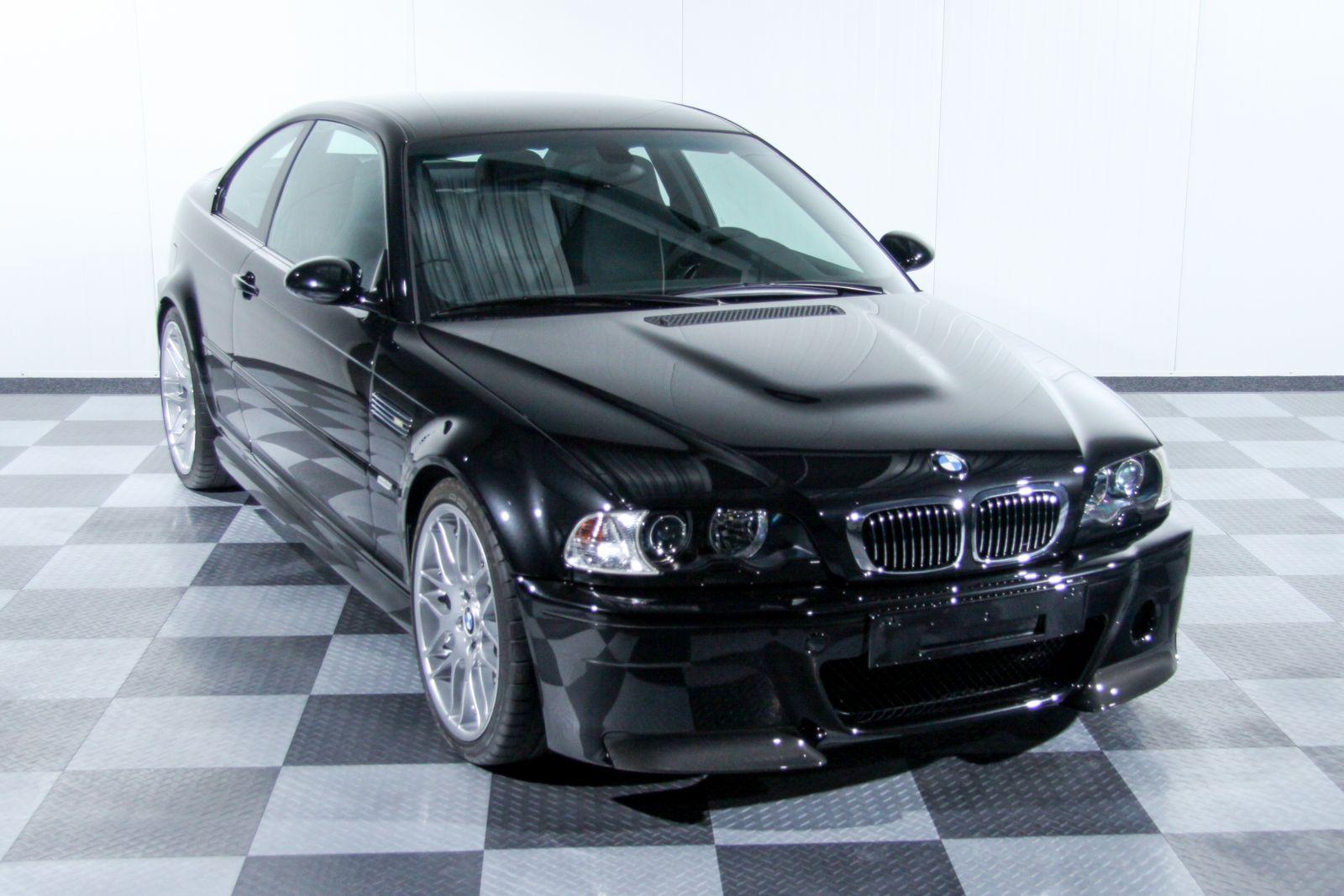 Dream Garage Verkauftbmw Bmw M3 Csl