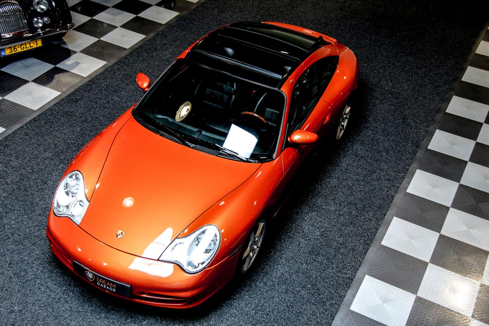 dream garage verkauftporsche porsche 911 996 carrera 2 targa tiptronic. Black Bedroom Furniture Sets. Home Design Ideas