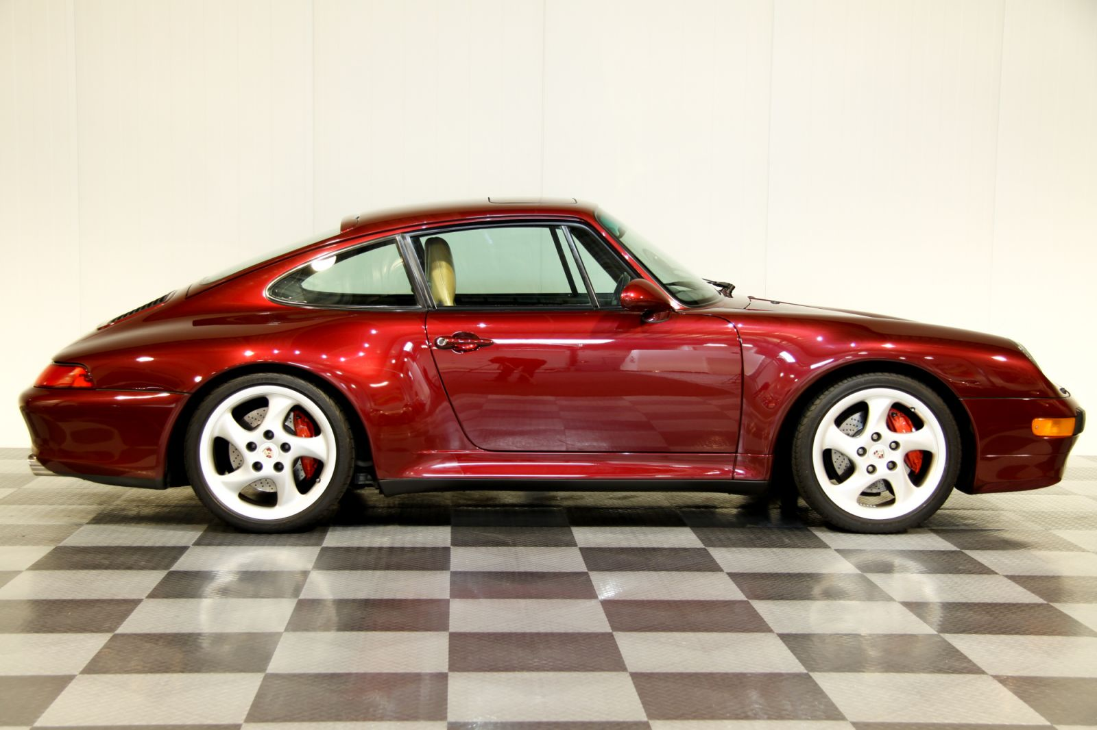 Dream Garage Sold Carsporsche Porsche 911 993 Carrera