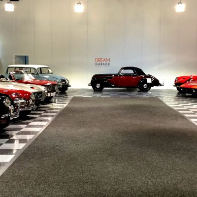 Dream Garage Showroom Nederland